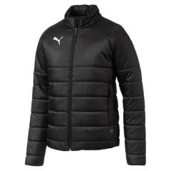 2019 Liga Padded Jacket - Black-White