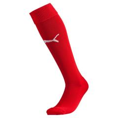 2019 Liga Socks - Puma Red- White