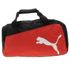 Pro Training Medium Bag - Black - Red