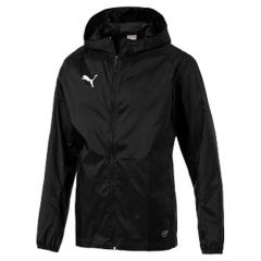 2019 Liga Rain Jacket - Black - White