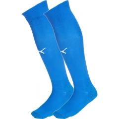 2019 Liga Socks - Puma Blue - White